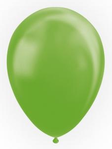 Latexballonger, Pärlemor Lime grön 10-pack