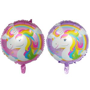 unicorn folieballong