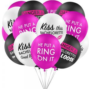 bride to be bachelorette ballonger