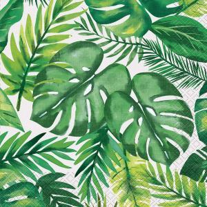 Servetter Luau tropisk servett