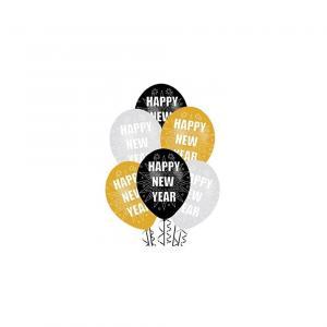 Happy new year ballonger