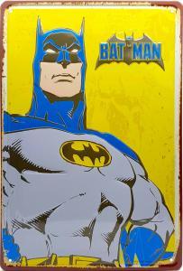 Plåtskylt Batman