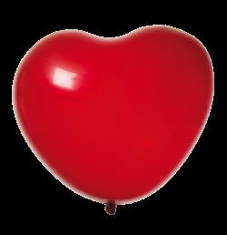 15'' tum Röda Hjärtformade ballonger