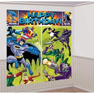 Batman vägg dekoration