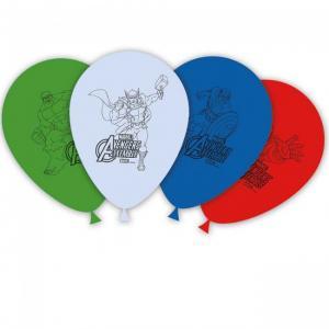Avengers Latex ballonger