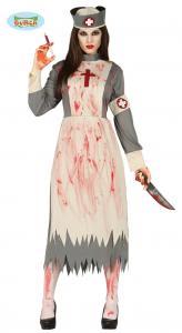 Död sjuksköterska drkt M 38-40