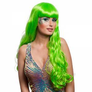 "Peruk ""Oceana"" grön lång"