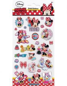 Minnie mouse klistermärke