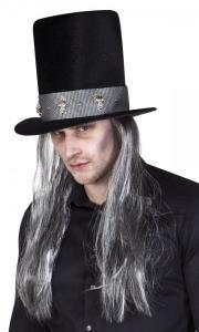 höghatt spöke med hår