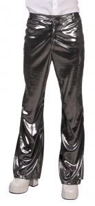 Disco byxor silver M/L