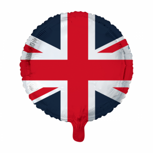 Folieballong Storbritannien