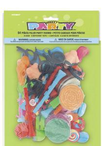 Leksaker till Piñata 64-pack