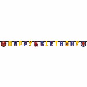 Happy Birthday Girlang Spiderman