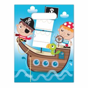 Pirat presentpåsar