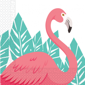 Servetter Flamingo