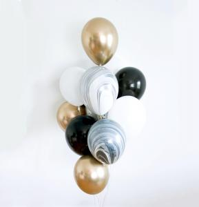 10st helium ballonger oscar