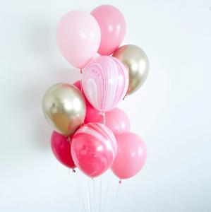 10st helium ballonger söt