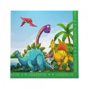 Dinosaurie servetter 10ark