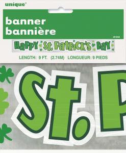 st. Patrick banner
