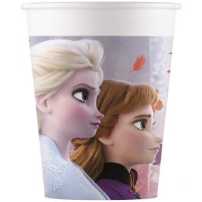 Frozen 2 Pappersmuggar 200ml