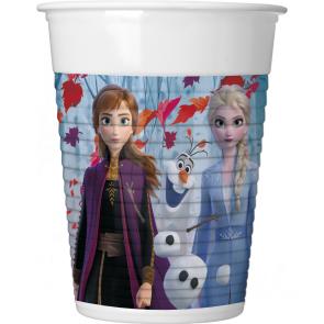 Frozen Frost 2 Plastmuggar 200 ml