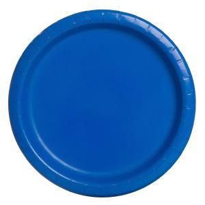 kunglig blå tallrikar 16-pack