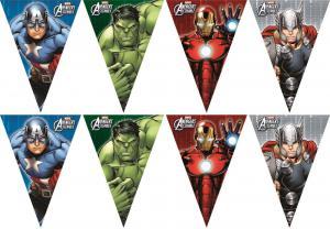 Avengers assemble Vimpel