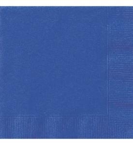 Servetter Blå 20-pack