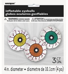 Uppblåsbara ögon