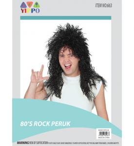 Rock Peruk Herr