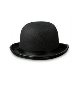 Charlie Chaplin Hatt