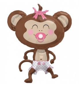 folieballong Apa Rosa