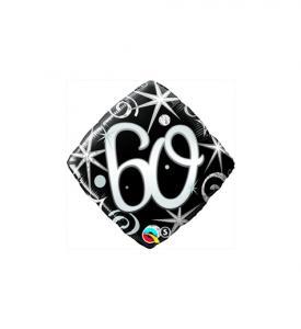 folieballong Prisma 60