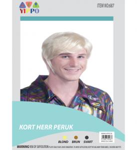 Kort Herr Peruk