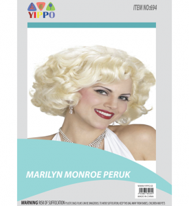 Marilyn Monroe Peruk