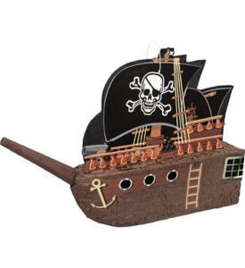 Piratskepp Pinata