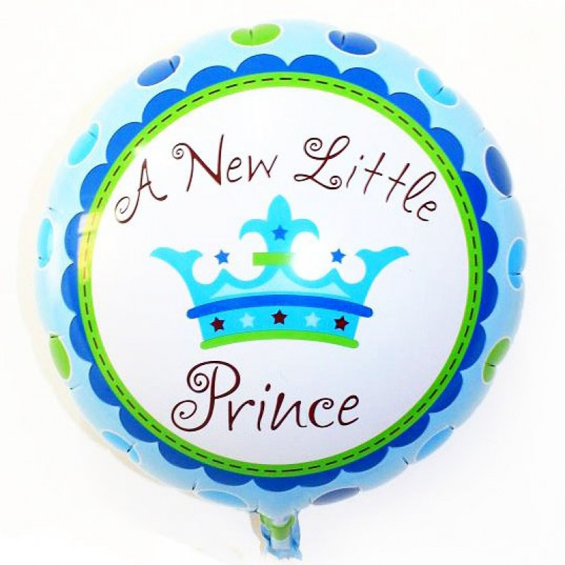 A new little prince heliumballong