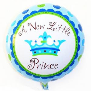 A new little prince heliumballong