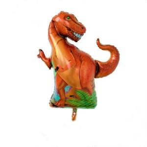 Heliumballong dinosaurier T-rex