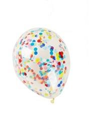 Konfetti för ballonger