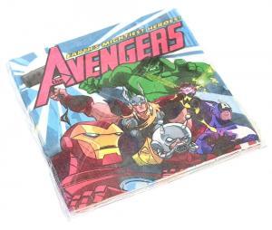 Avengers Servetter 20-pack