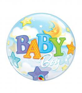 Bubbles Baby boy stjärnor