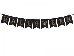 Halloween girlang Svart