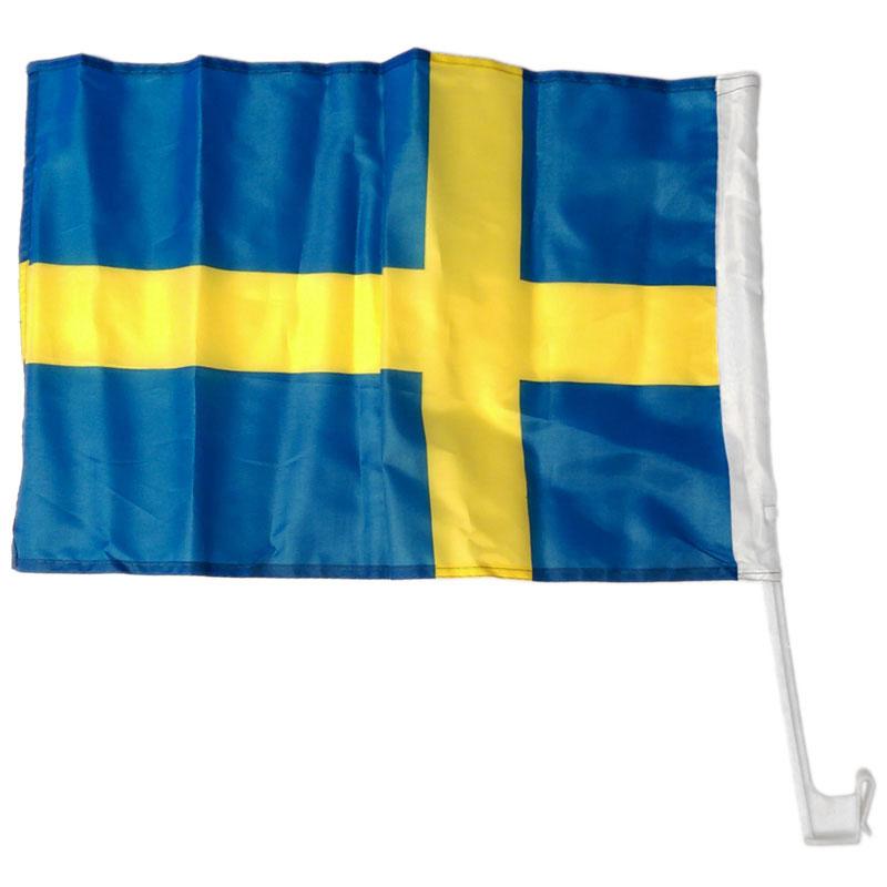 Sverigeflagga för bil