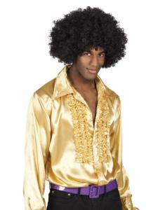 Disco Skjorta Guld XL