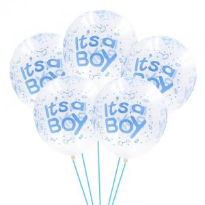 Ballong its a boy Latexballonger 11""