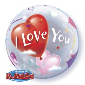 Bubbles I LOVE YOU