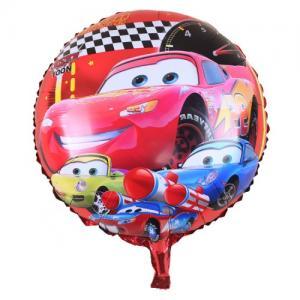 Bilar 2 heliumballong