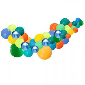 Organisk Ballonggirland Ingemar 2 meter