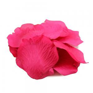 Rosenblad cerise rosa